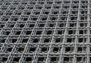 Сетки рифленые с квадратными ячейками